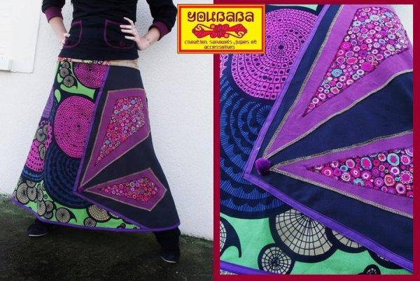 nouvelle jupe longue youbaba ^^