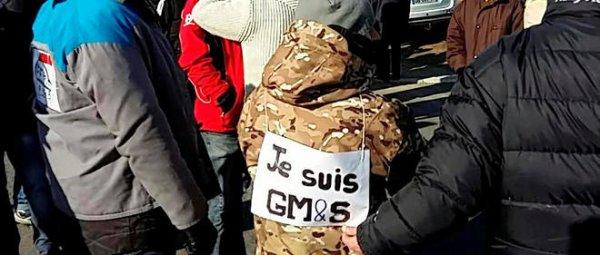 GM&S :Syndicat CGT Cie Compiègne Groupe Cie Automotive Appelle à une de Grève le mardi 18 Juillet 2017 EN FIN DE POSTE de 1h