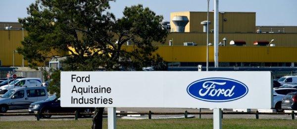 Plan social en vue pour le site de Ford à Blanquefort,:depuis 2013, Ford a reçu au total 50 millions d'euros de financements publics