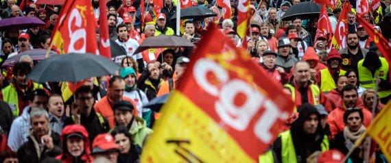 La CGT de l'Oise appelle les salariés du Privé, du Public, les retraités, les jeunes, les privés d'emploi, à se mobiliser massivement,