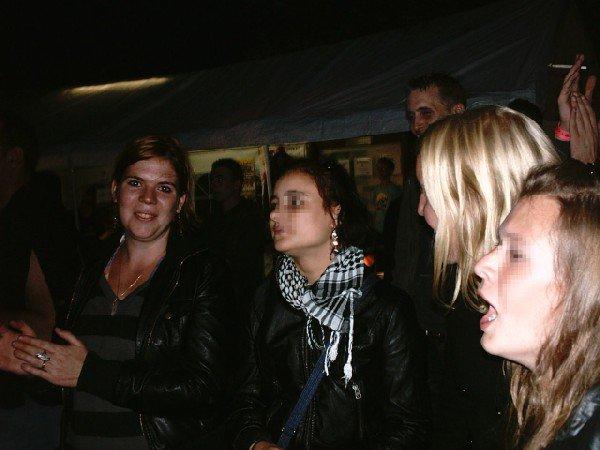 Concert des Gauff sur l'Île d'Yvoir