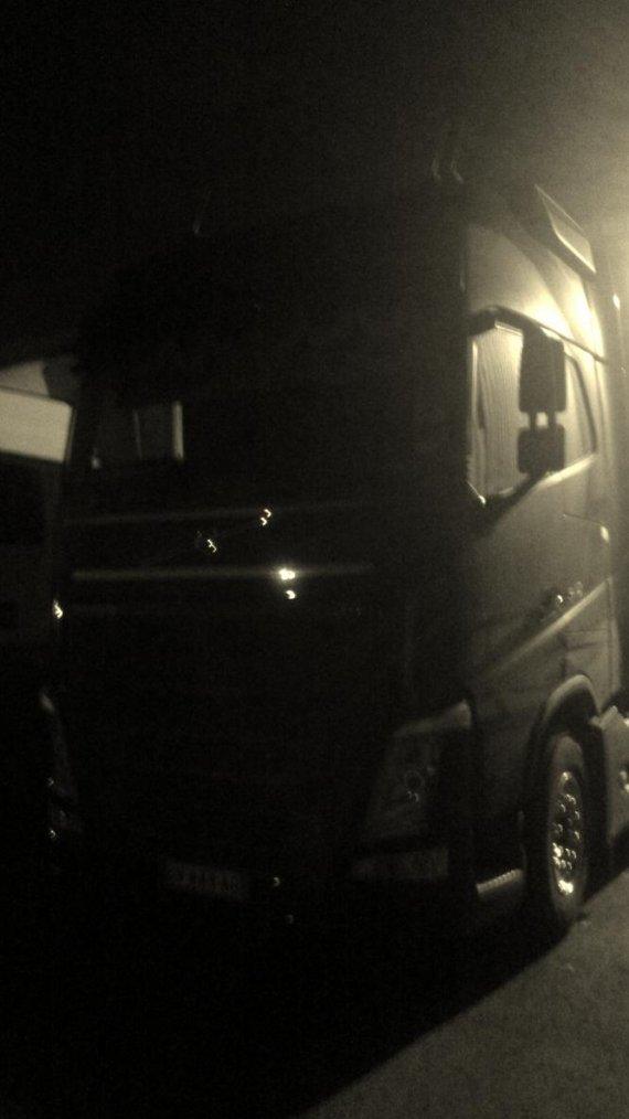 Quelques beau camions vu pendant mon stage (pris par mes soins )