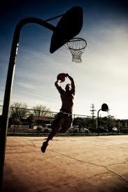 le basket de rue