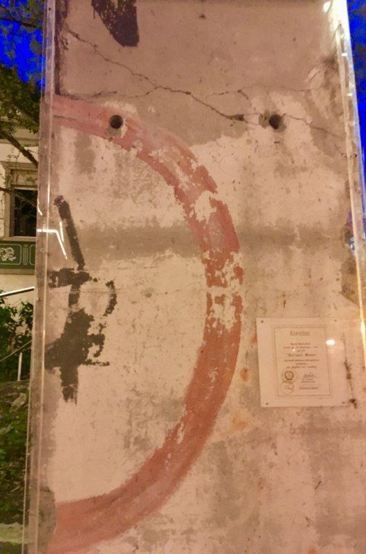 LC - Mur de Berlin
