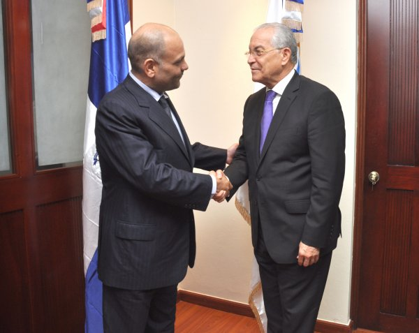 Dominican Republic and Antigua and Barbuda intensify the search for greater trade and investment approach