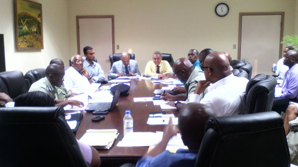 Tourism Stakeholders Meet to Discuss Improvements in Ground Transportation and Transfers.