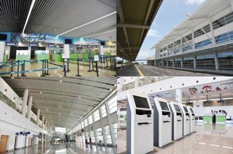 ANTIGUA AND BARBUDA OPENS THE CARIBBEAN'S NEWEST AND MOST MODERN STATE OF THE ART AIRPORT TERMINAL