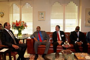 Antigua and Barbuda and Kuwait Sign New Financial Arrangements for servicing Kuwait Fund debts