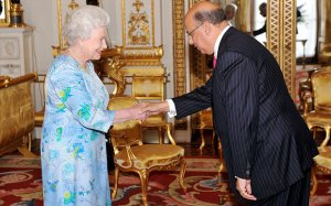 Sir Ronald Sanders has nominated for Secretary General of Commonwealth