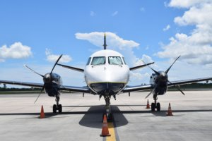 AIRLIFT INCREASES WITH THE ADDITION OF SEABORNE AIRLINES