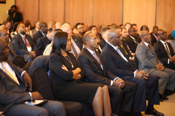 Government of Antigua and Barbuda REMARKS On the Occasion of CIU Invest Caribbean Conference 2016