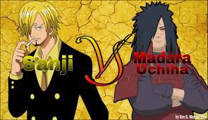 Sanji Vs Madara Uchiha