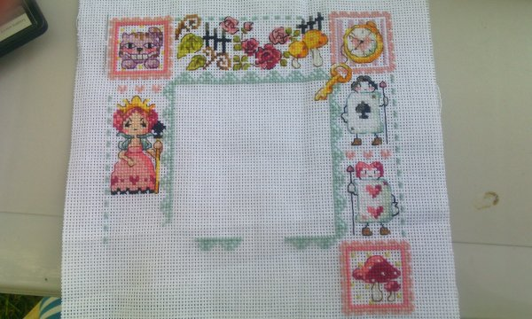 Alice in Wonderland de Soda Stitch