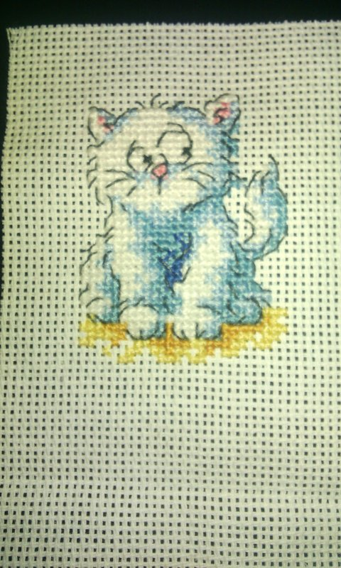 I love cat de Soda Stitch