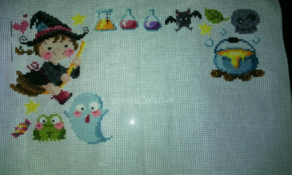 Little witches Soda Stitch