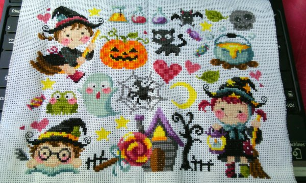 Little witches FINI !!!