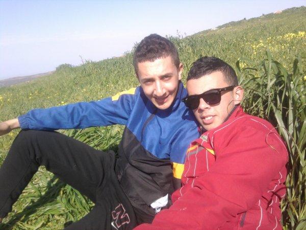 Mé et Eslam ^^
