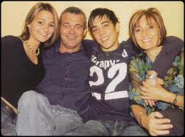 Grégory et sa famille