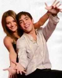 Grégory et sa soeur