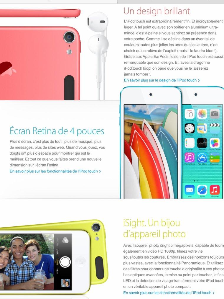 Question Time n°3: Les nouveautés chez Apple.