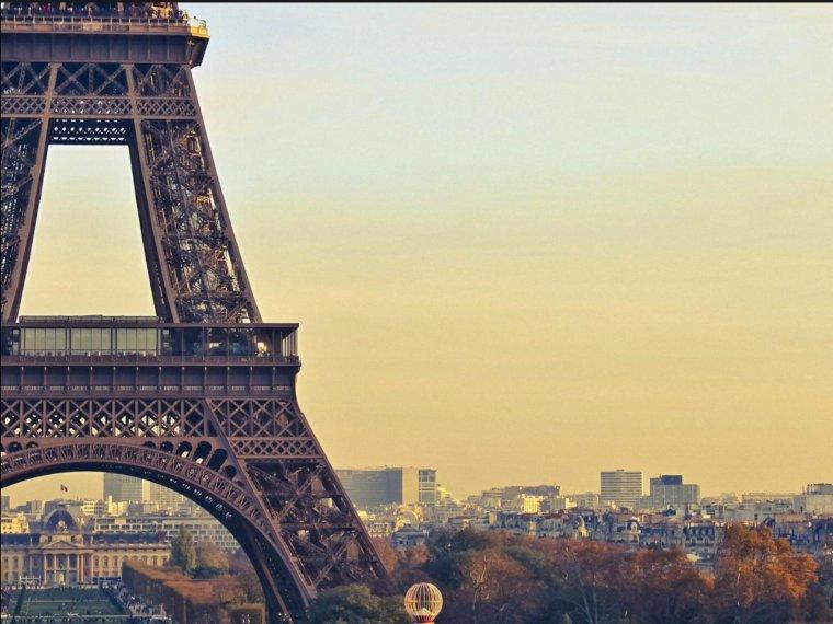 Ma ville natale, Paris !