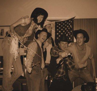 Soirée cowboys
