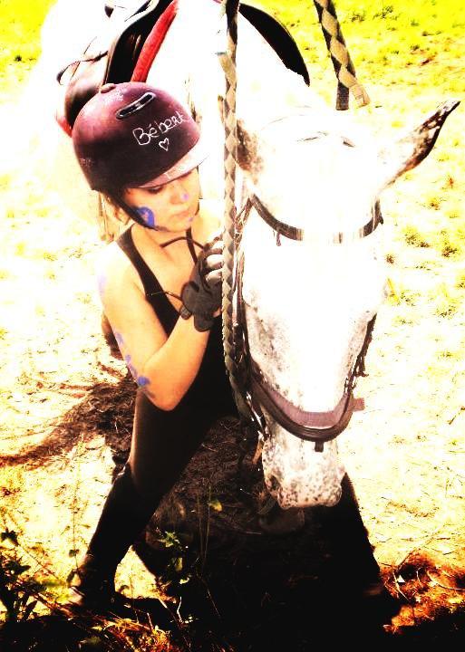 Ma Sasa, mon cheval, mon amour a moi <3