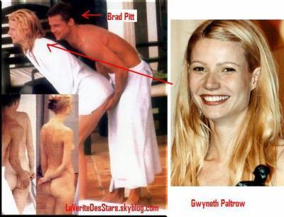 Gwyneth Paltrow Brad Pitt Naked 105
