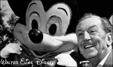 Walter Elias Disney ♥