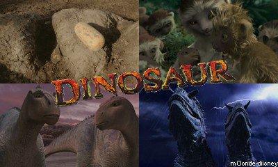 Fiche film : Dinosaure