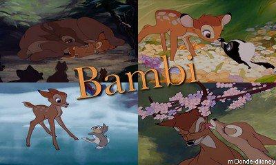 Fiche film : Bambi