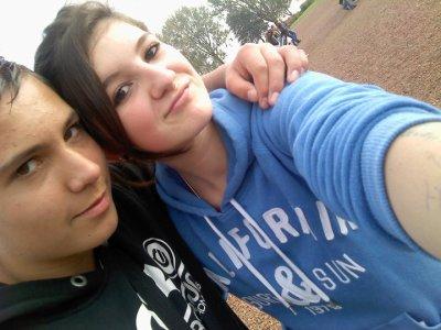 mwa & ma brigitte <3