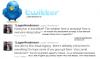 LOGAN ET TWITTER ▬ @1LoganHenderson  à twitter le jeudi vingt-six mai .