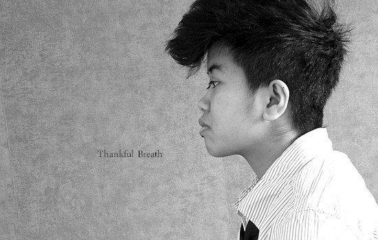 No regret, no turning back_.