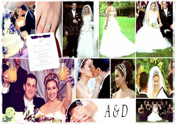 Mariage de alyssa milano