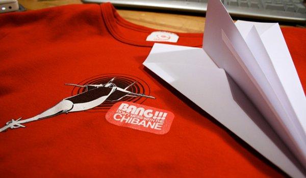 t-shirt  Chibane