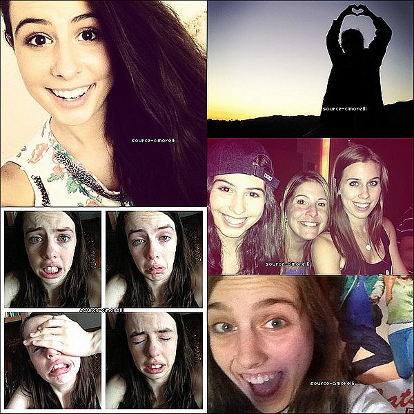 """12.09.2013 - Lauren & Dani ont posté une nouvelle vidéo """"What Girls Are Really Thinking""""."""
