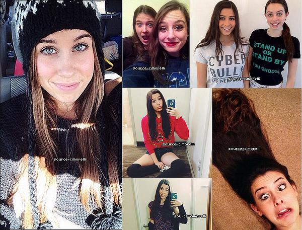 02.01.2014 - Une nouvelle vidéo des filles '6 Ways To Upcycle Clothes' est sortie.