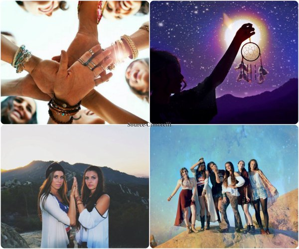 Clip LYRICS de 'I Got You' - Cimorelli