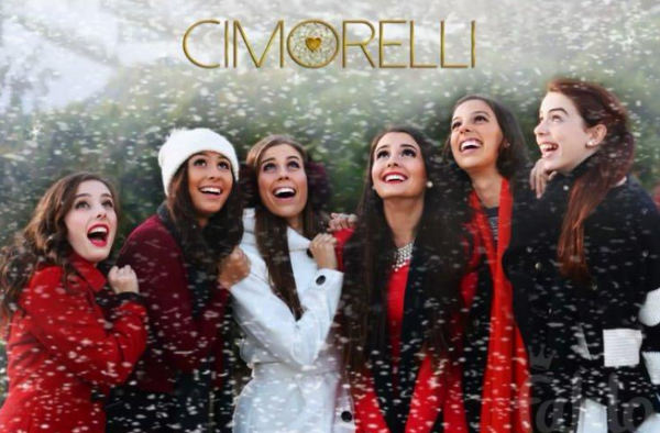 Nouvel EP : 'Christmas Magic' des Cimorelli