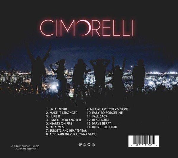 Mai news L'album sort bientôt!!