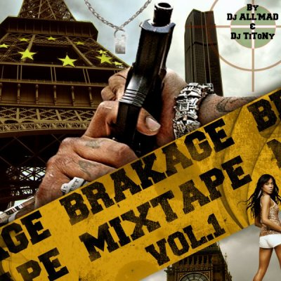 BRAKAGE MIXTAPE VOL.1