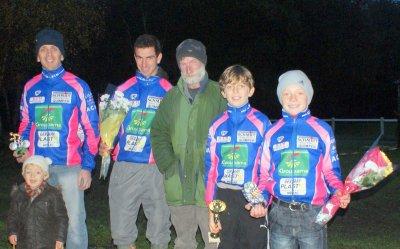 CHAMPIONNAT CYCLO CROSS FSGT au Cap Fréhel (22)