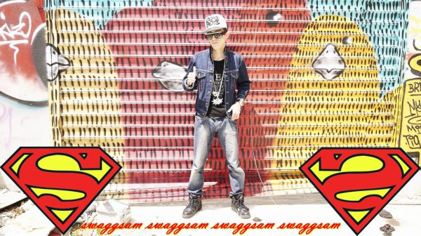 SwaggSam shooting photo numero 5 coke boys part 2 superman