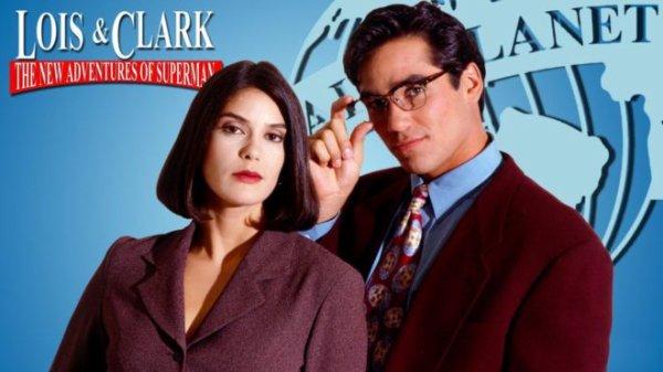 Lois et Clark, les nouvelles aventures de Superman