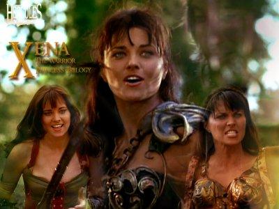 Xéna, la guerrière