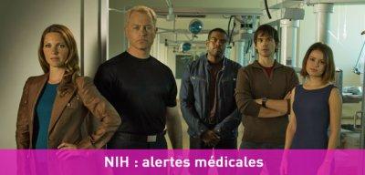 NIH: alertes médicales