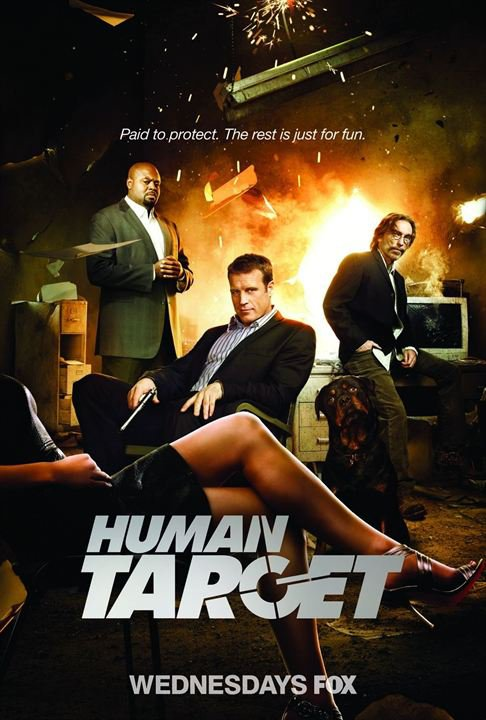 Human Target: La Cible