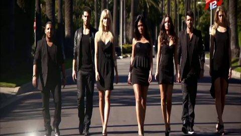 Hollywood Girls: une nouvelle vie en Californie
