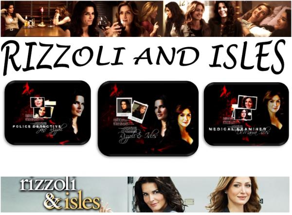 Rizzoli et Isles: autopsie d'un meurtre